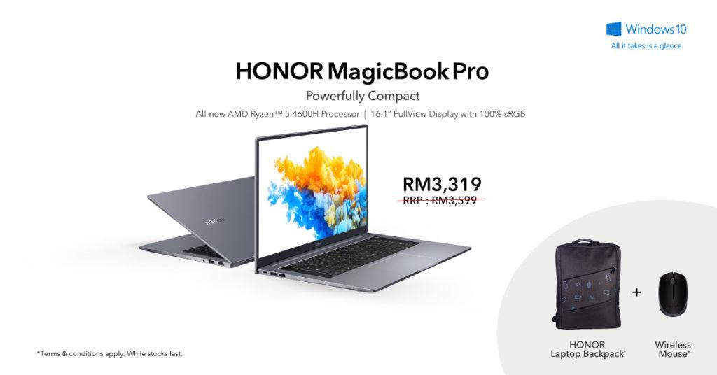 Honor Malaysia 7.7 Sale akan berlangsung di Shopee pada 5-7 Julai ini 18