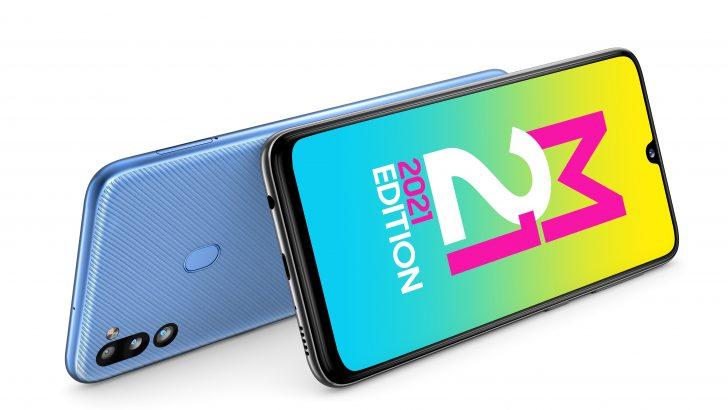 Samsung Galaxy M21 2021 Edition kini rasmi - telefon pintar bajet terbaru Samsung 6