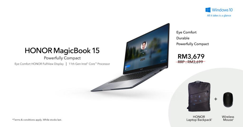 Honor Malaysia 7.7 Sale akan berlangsung di Shopee pada 5-7 Julai ini 19