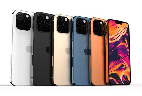 Apple tingkatkan pengeluaran iPhone 13 Series tahun ini kepada 90 juta unit 1