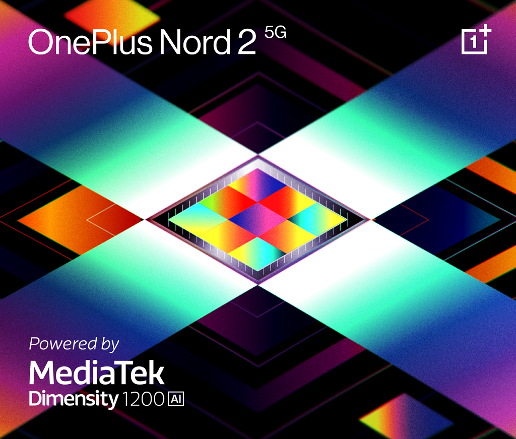 OnePlus Nord 2 5G disahkan akan hadir dengan cip MediaTek Dimensity 1200-AI yang direka khas 3