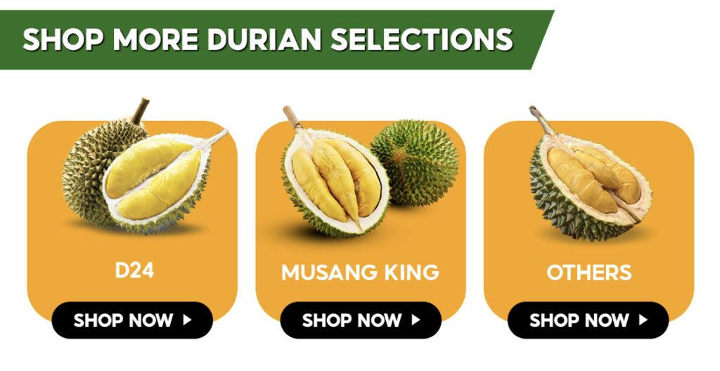 Kempen Durian e-Fiesta kembali lagi di Shopee - Dapatkan Durian Segar dari Ladang pada harga berpatutan 9