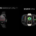 HUAWEI Watch GT 2 Pro ECG dan Band 6 Pro dengan sensor suhu badan kini rasmi pada harga dari RM 293