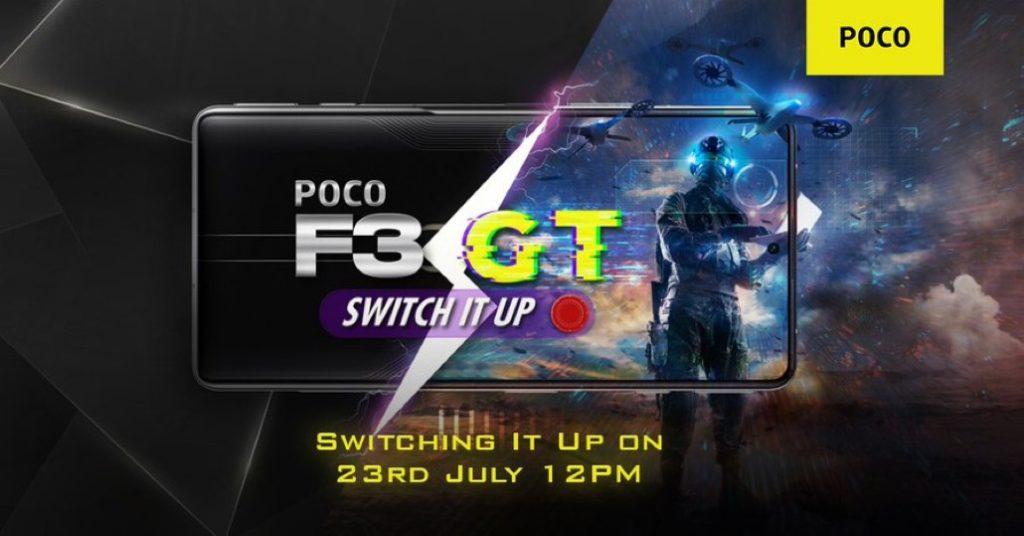 Poco F3 GT akan dilancarkan pada 23 Julai ini 3