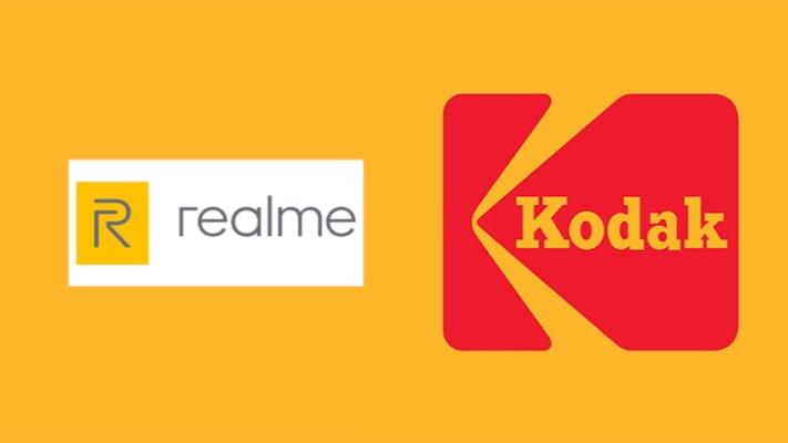 realme dilaporkan akan berkerjasama dengan Kodak pada telefon pintar flagship akan datang 5