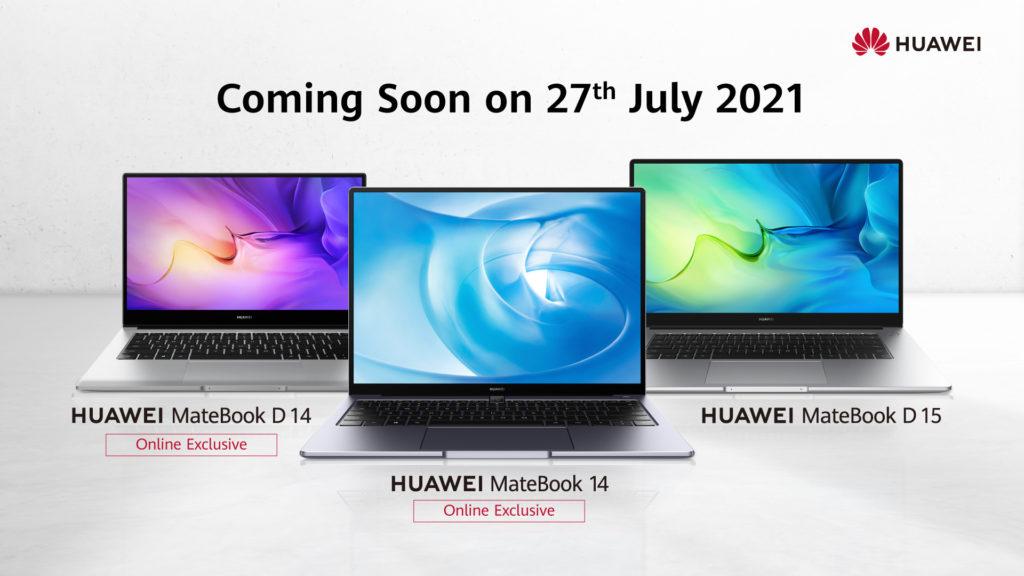 HUAWEI MateBook D14 Intel i3 (Gen-10) dan MateBook 14 akan ditawarkan mulai 27 Julai ini - Jualan Online Sahaja 3
