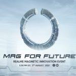 realme Flash akan dilancarkan pada 3 Ogos 2021 – teknologi pengecasan MagDart akan turut diperkenalkan