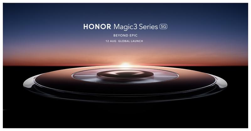 Honor Magic3 Series akan dilancarkan secara rasmi pada 12 Ogos ini - guna cip Snapdragon 888+ 3