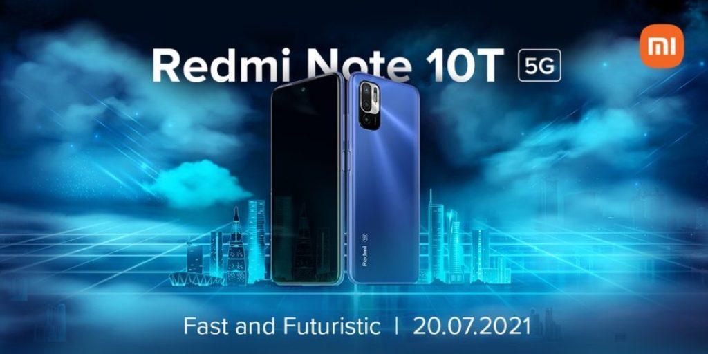 Redmi Note 10T 5G akan dilancarkan pada 20 Julai ini 3