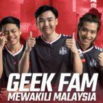 Geek Fam Wakil Tunggal Malaysia di PUBG Mobile World Invitational (PMWI) East 2021
