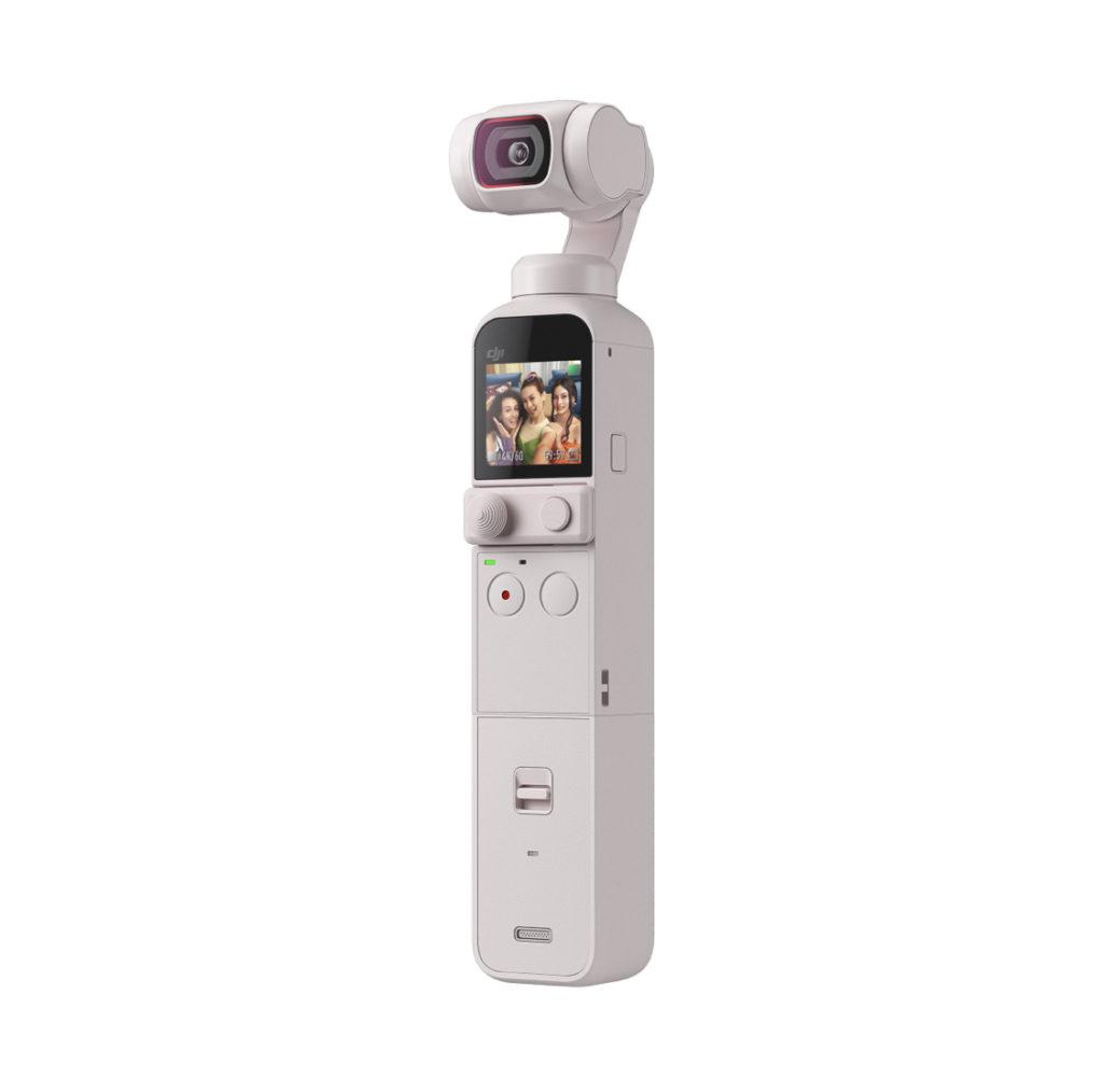 DJI Pocket 2 kini ditawarkan dalam warna Sunset White - harga dari RM 1,549 11