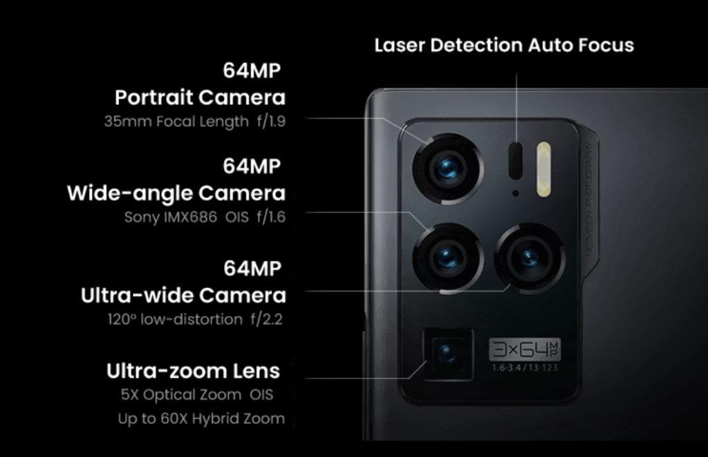 ZTE Axon 30 Ultra - telefon pintar flagship Snapdragon 888 kini di Malaysia pada harga RM 3,599 18