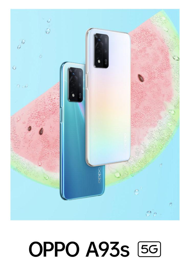 Oppo A93s 5G kini rasmi dengan cip Dimensity 700 pada harga sekitar RM 1,302 9