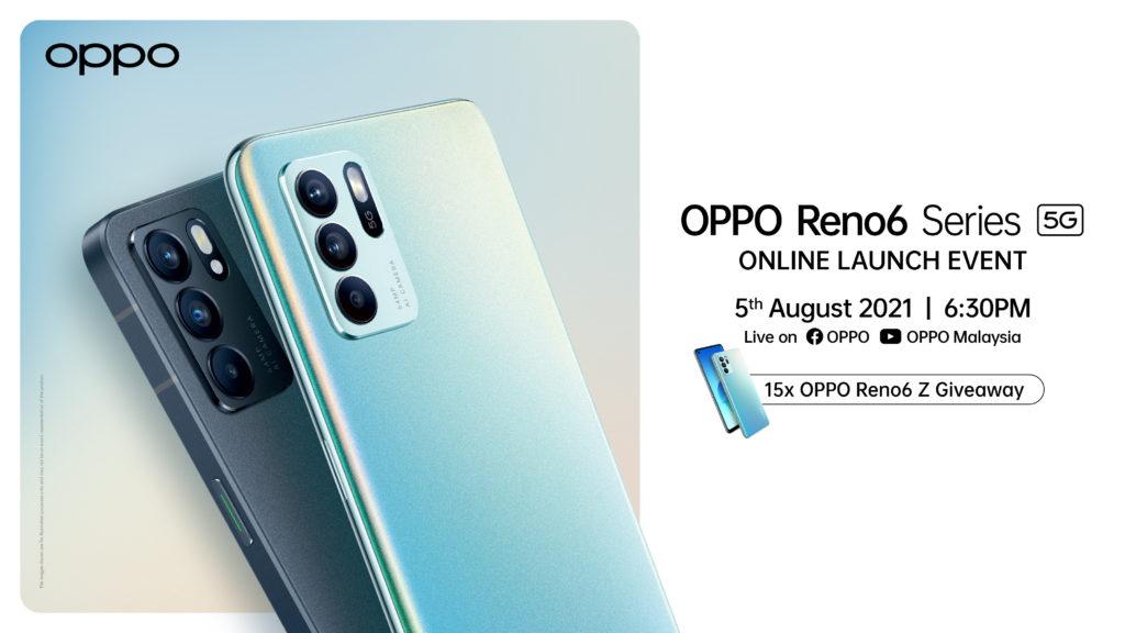 OPPO Reno6 Series 5G akan dilancarkan di Malaysia pada 5 Ogos ini 3