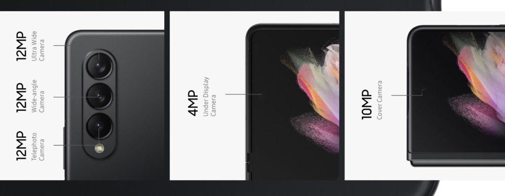 Samsung Galaxy Z Fold3 kini rasmi dengan Snapdragon 888 dan 2 skrin paparan AMOLED 120Hz 19
