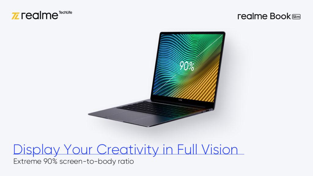 Komputer riba realme Book akan dilancarkan 18 Ogos ini dengan Skrin paparan 2K dan cip Intel i5 generasi ke-11 9
