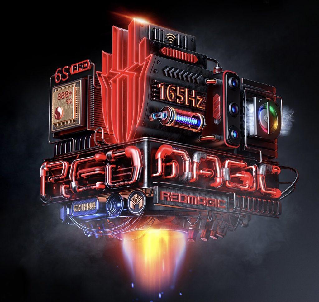 Nubia Red Magic 6S Pro akan dilancarkan pada 6 September ini 3