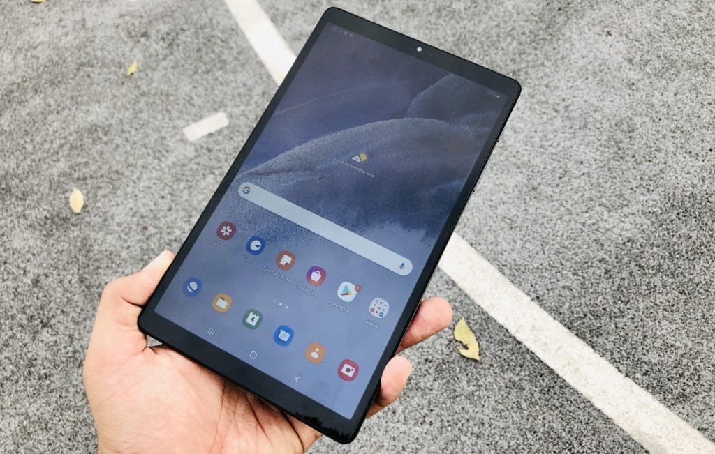 Pandang Pertama - Samsung Galaxy Tab A7 Lite - Tablet Mampu Milik pada harga RM 699 20