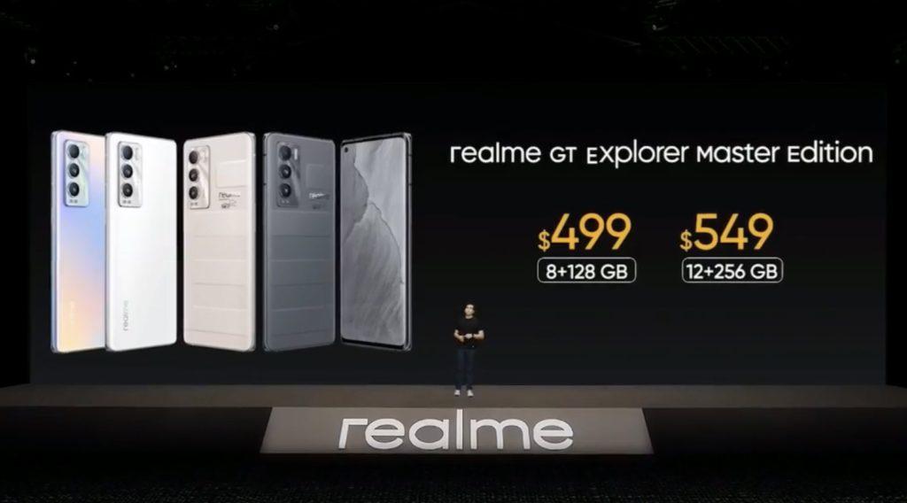 realme GT Explorer Master Edition dengan Snapdragon 870 kini rasmi untuk pasaran global - harga sekitar RM 2,475 6