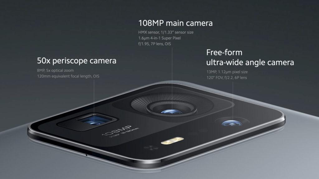 Xiaomi Mi Mix 4 kini rasmi dengan Snapdragon 888+, sensor kamera selfie dalam skrin dan pengecasan pantas 120W 22