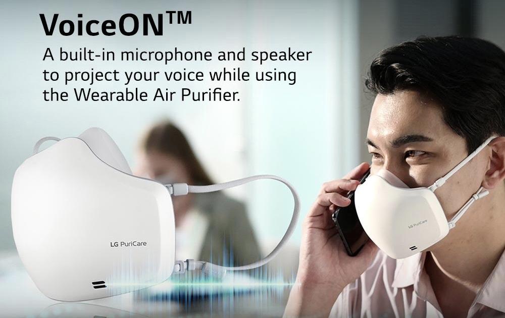 Pelitup Muka LG PuriCare Wearable Air Purifier kini dibuka untuk pra-tempahan di Malaysia pada harga dari RM 749 16