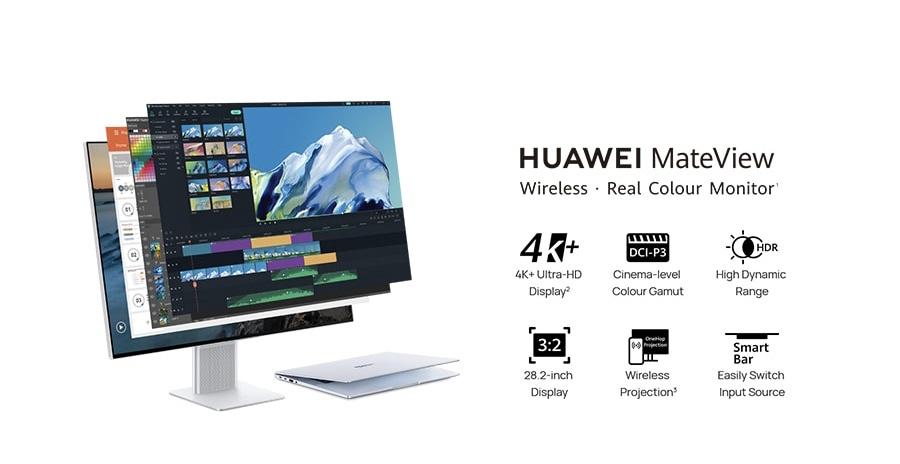 ULASAN : HUAWEI MateView - Monitor Premium 4K+ yang sesuai untuk golongan profesional 41