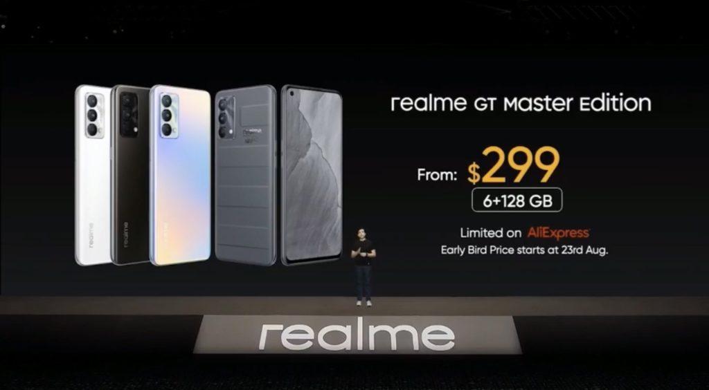 realme GT Master Edition kini rasmi untuk pasaran Global - harga sekitar RM 1,483 21