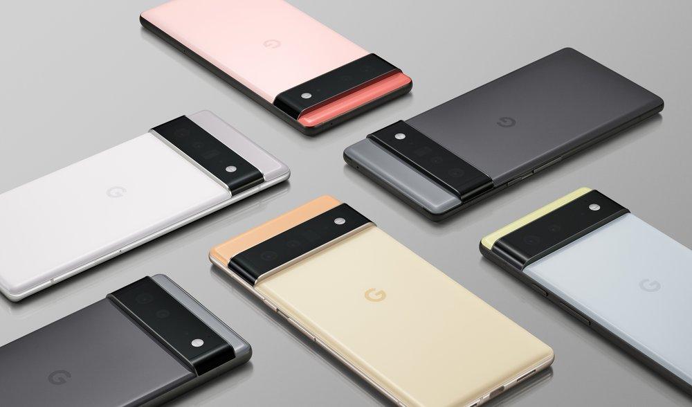 Google Pixel 6 Pro dan Pixel 6 akan hadir dengan cip Tensor dan sistem kamera yang lebih berkuasa 7