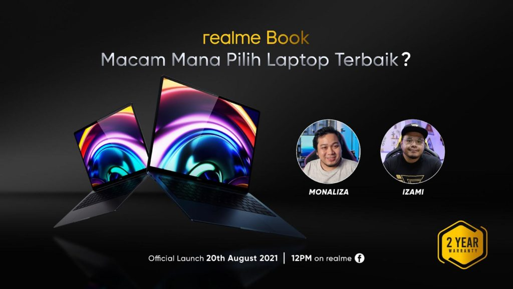 realme Book akan dilancarkan di Malaysia pada 20 Ogos ini 7