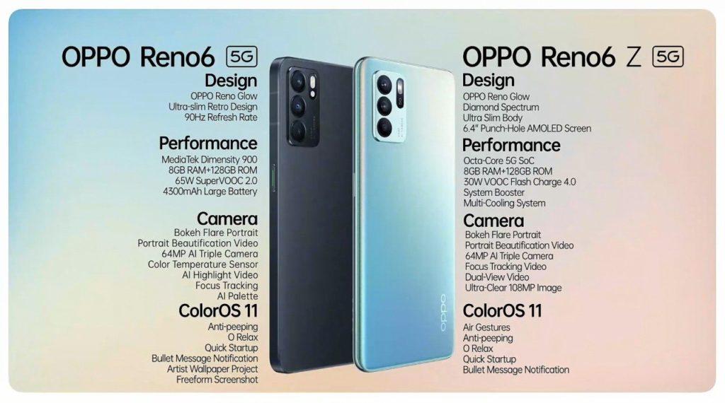 Oppo Reno6 5G dan Reno6 Z 5G kini rasmi di Malaysia pada harga dari RM 1,699 15