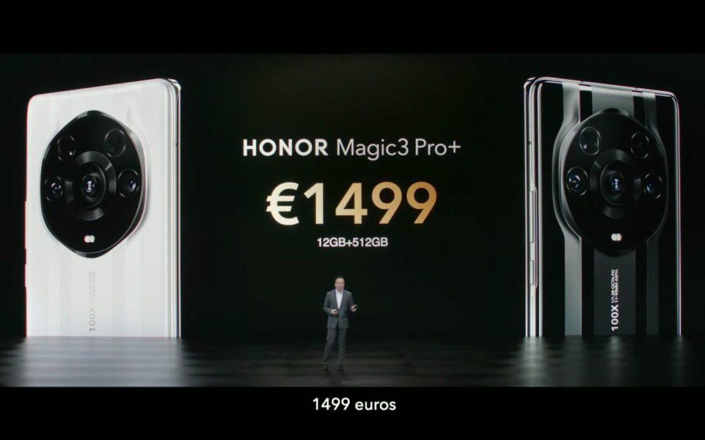 Honor Magic3 Pro+ turut dilancarkan dengan Snapdragon 888+ dan 4 sensor kamera utama 15