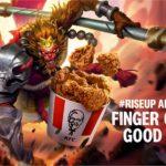 Tonton Mobile Legends: Bang Bang Professional League (MPL Malaysia) & Dapatkan kombo KFC POWERUP bertema KFC x MLBB