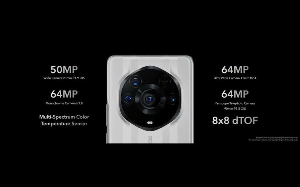 Honor Magic3 Pro+ turut dilancarkan dengan Snapdragon 888+ dan 4 sensor kamera utama 14