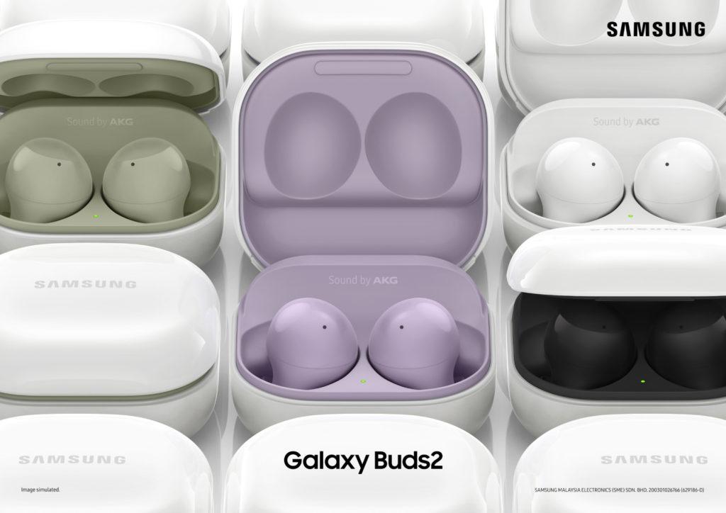 Samsung Galaxy Buds2 - TWS paling ringan daripada Samsung namun masih menawarkan ANC 9