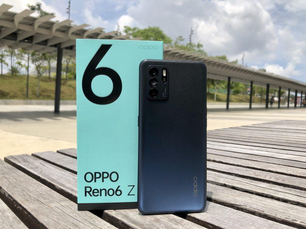 ULASAN : OPPO Reno6 Z - Peranti Midrange 5G dengan Reka Bentuk Premium 19
