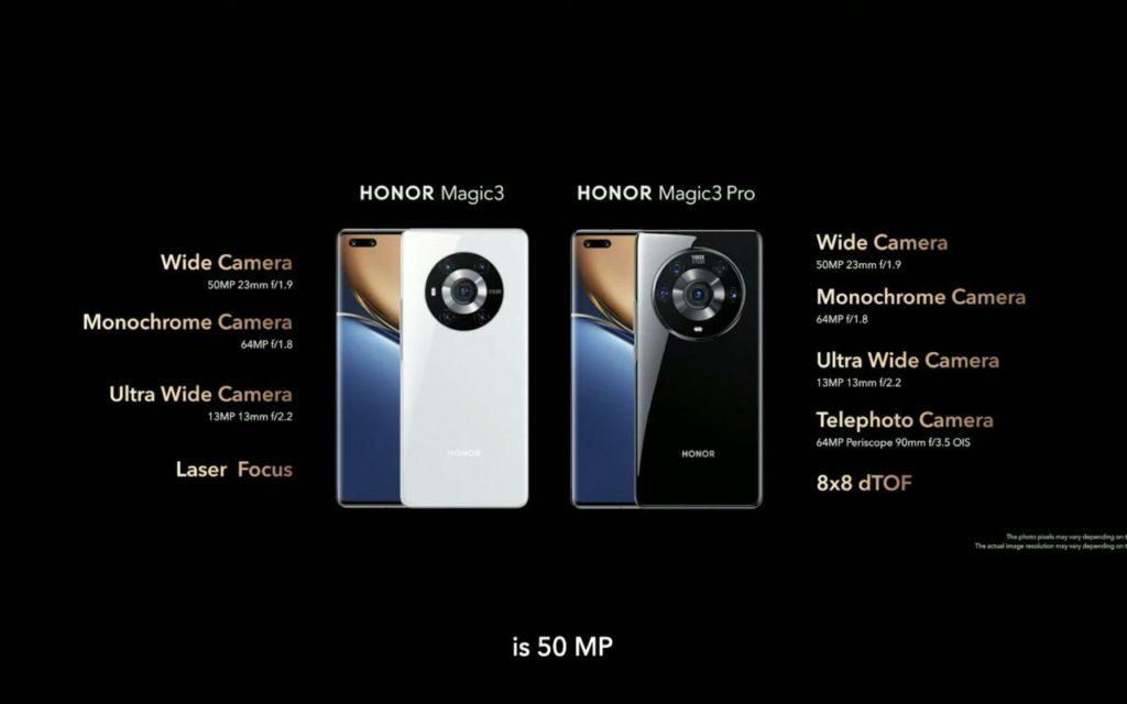 Honor Magic3 Pro dan Honor Magic3 kini rasmi dengan Snapdragon 888+, skrin OLED 120Hz dan pengecasan 66W 21