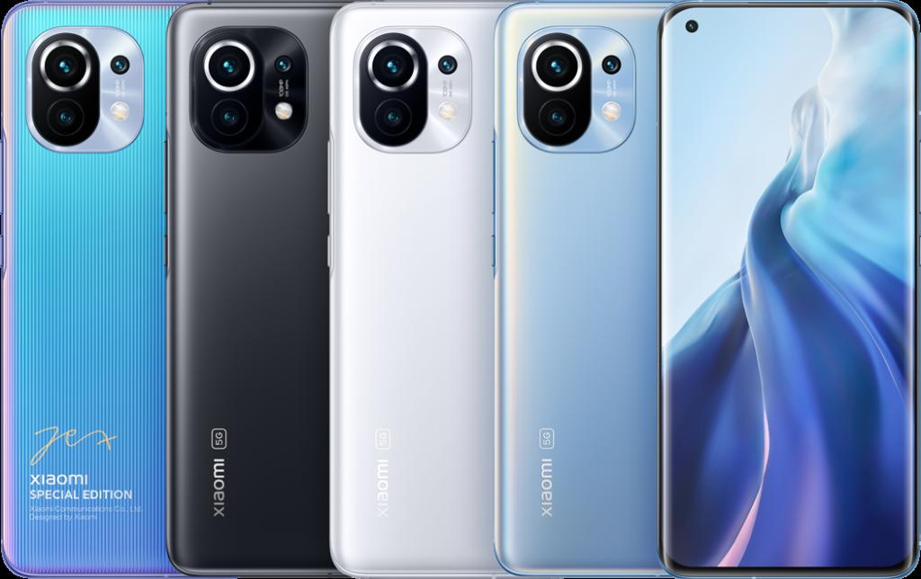 Xiaomi Mi 11T Pro dan Xiaomi Mi 11T akan dilancarkan pada bulan September 3