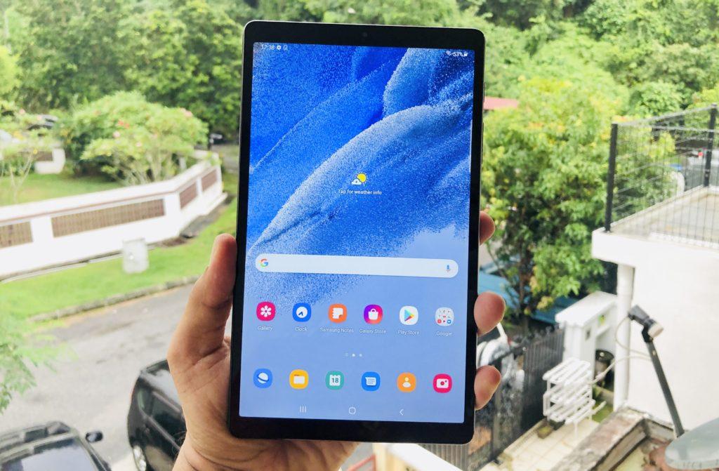 ULASAN : Samsung Galaxy Tab A7 Lite - tablet mampu milik untuk keperluan hiburan dan pembelajaran 42