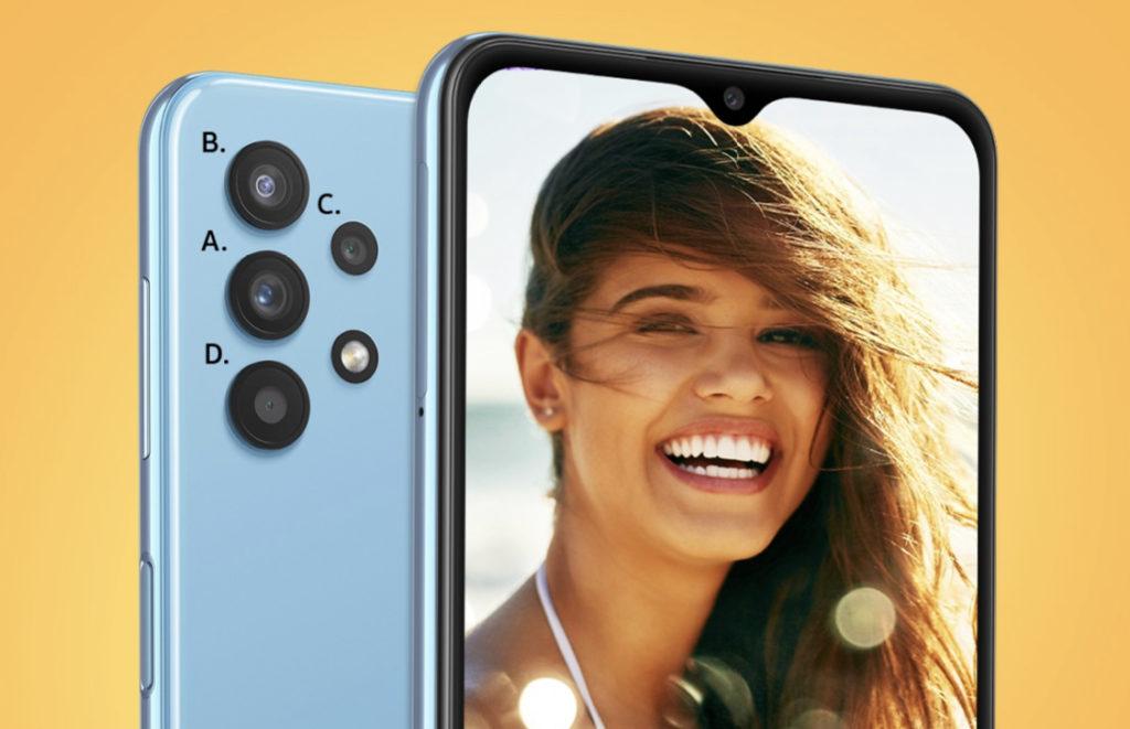 Samsung Galaxy M32 5G kini rasmi dengan cip MediaTek Dimensity 720 11