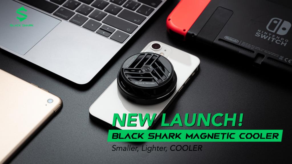 Kipas Penyejuk Black Shark Magnetic Cooler kini di Malaysia pada harga 219 - Sesuai untuk peranti Android dan iPhone 3