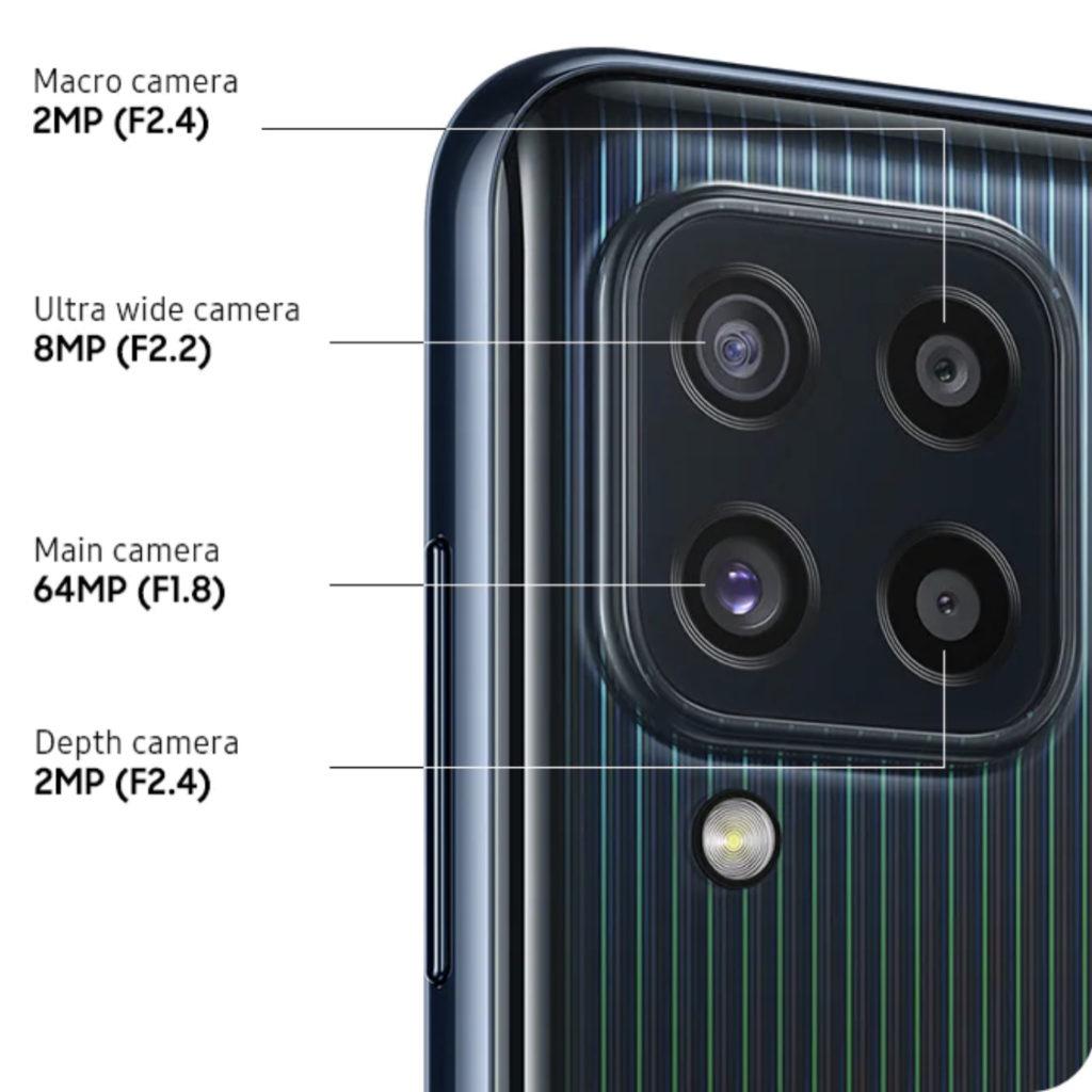 Samsung Galaxy M32 kini rasmi di Malaysia - RM 888 sahaja di Lazada pada 6-8 Ogos 8