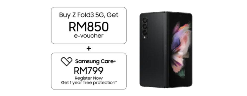 Permintaan bagi Samsung Galaxy Z Fold3 dan Galaxy Z Flip3 adalah 2 kali ganda lebih baik dari Galaxy S21 Series 14