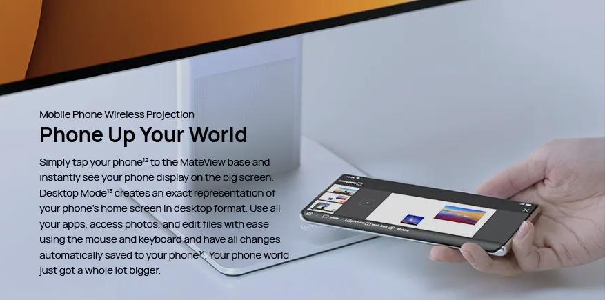 ULASAN : HUAWEI MateView - Monitor Premium 4K+ yang sesuai untuk golongan profesional 32