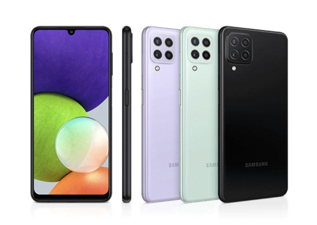 Samsung Galaxy A22 4G kini ditawarkan pada harga RM 899 - percuma soft clear cover 8