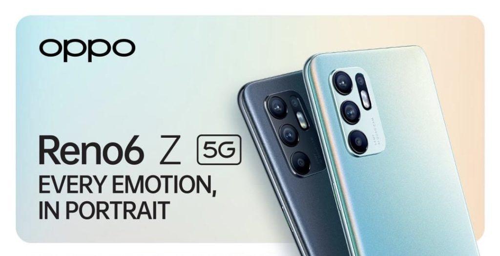 Oppo Reno6 dan Oppo Reno6 Z kini boleh dibeli melalui syarikat telekomunikasi pilihan anda 9