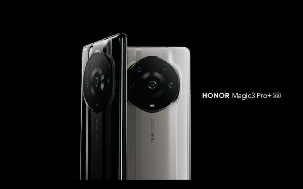 Honor Magic3 Pro+ turut dilancarkan dengan Snapdragon 888+ dan 4 sensor kamera utama 11