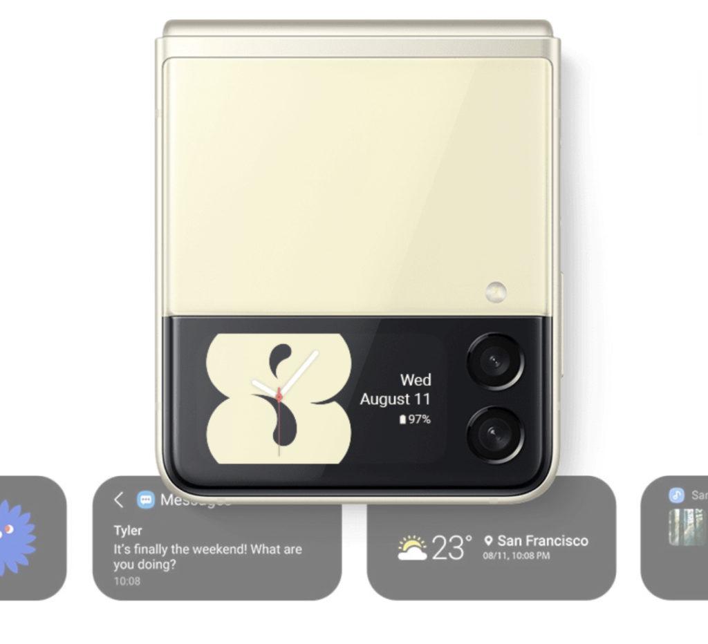 Samsung Galaxy Z Flip3 kini rasmi - Cover Screen yang lebih besar dan skrin paparan utama 120Hz 16