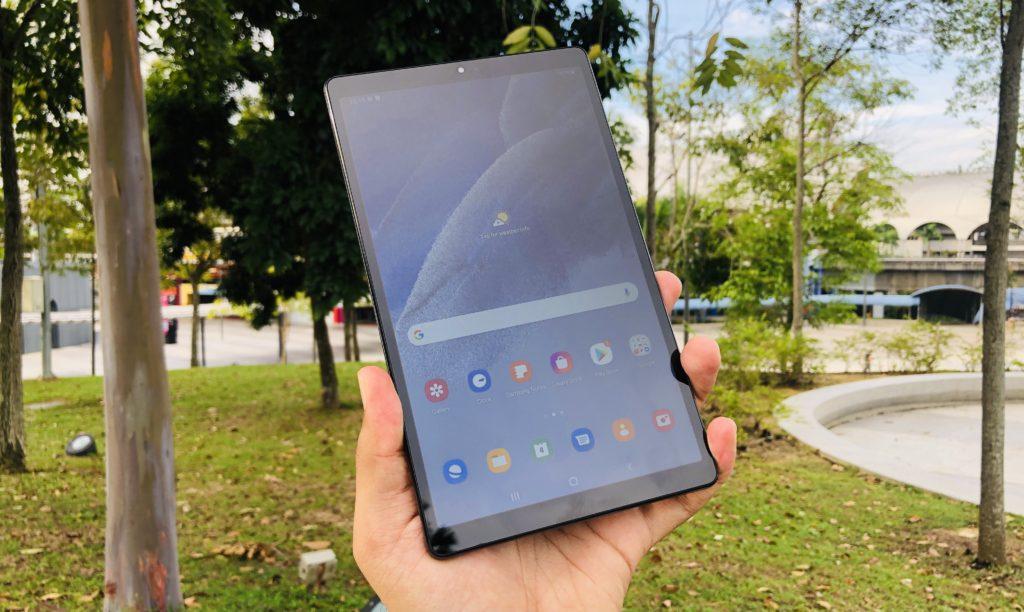 ULASAN : Samsung Galaxy Tab A7 Lite - tablet mampu milik untuk keperluan hiburan dan pembelajaran 36