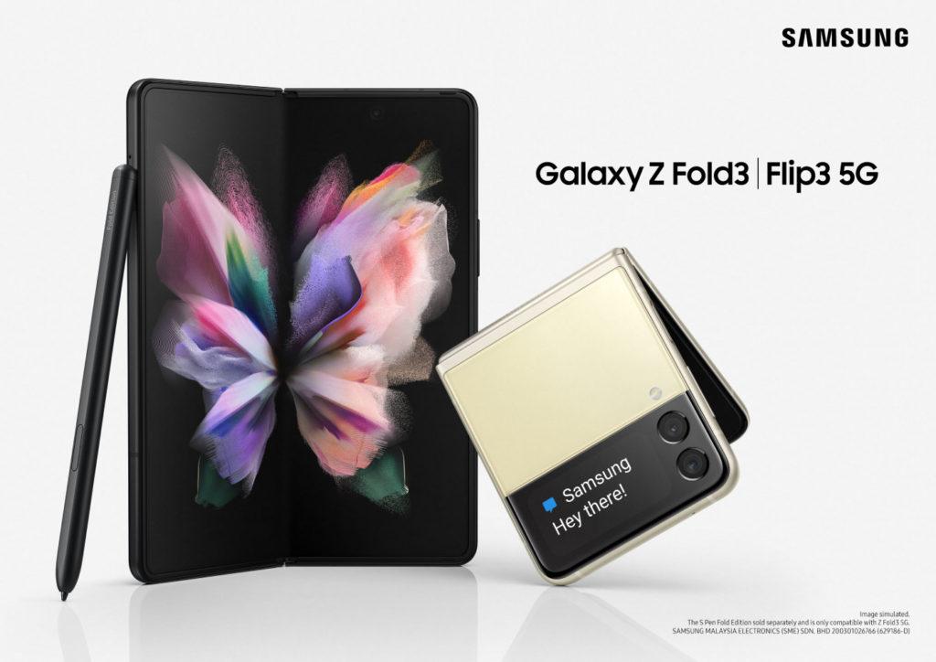 Permintaan bagi Samsung Galaxy Z Fold3 dan Galaxy Z Flip3 adalah 2 kali ganda lebih baik dari Galaxy S21 Series 11