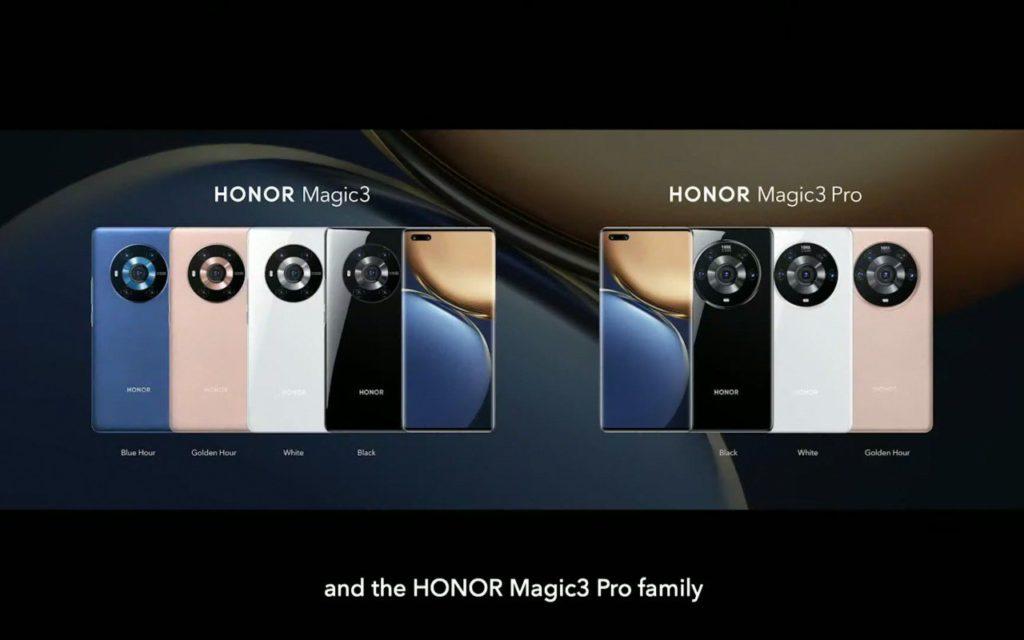 Honor Magic3 Pro dan Honor Magic3 kini rasmi dengan Snapdragon 888+, skrin OLED 120Hz dan pengecasan 66W 17